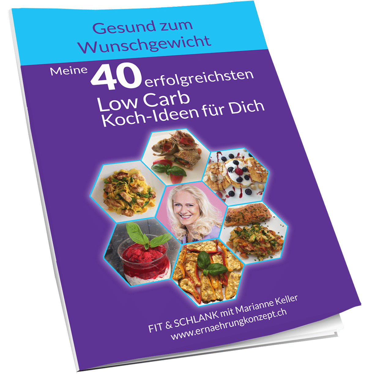 40 Low Carb Koch-Ideen für Dich